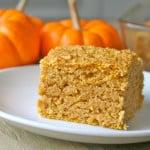 Whole Wheat Pumpkin Cornbread