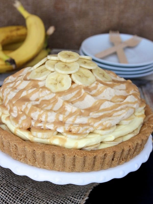 Yes, there's a day dedicated to honoring the dreamy banana cream pie ...