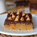 Chocolate Peanut Butterscotch Bars