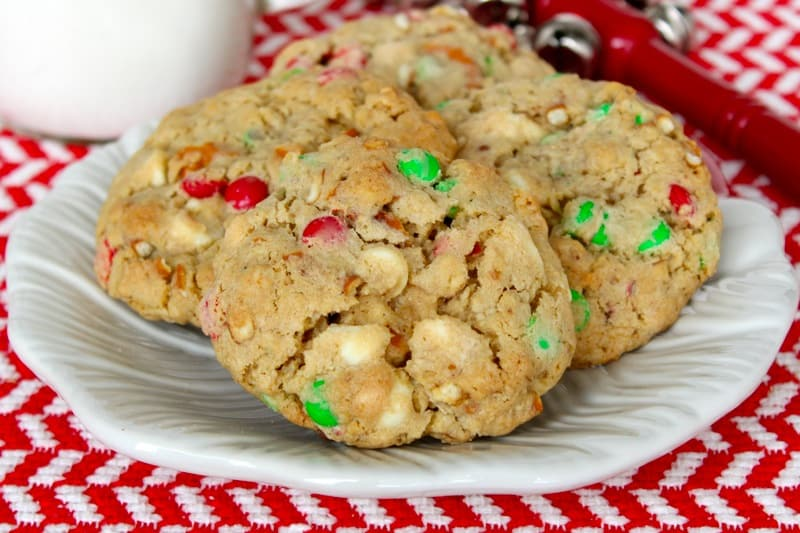 Sleigh Mix Cookies