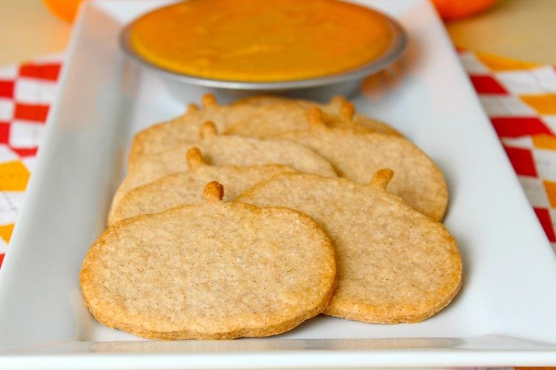 Pumpkin Pie Chips & Dip
