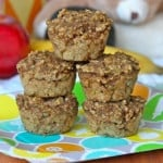 Baby Food Muffins