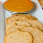 Pumpkin Pie Chips and Dip