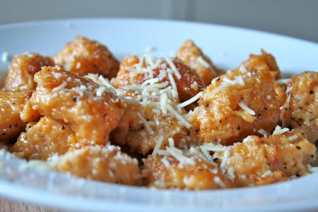 Rustic Sweet Potato Gnocchi