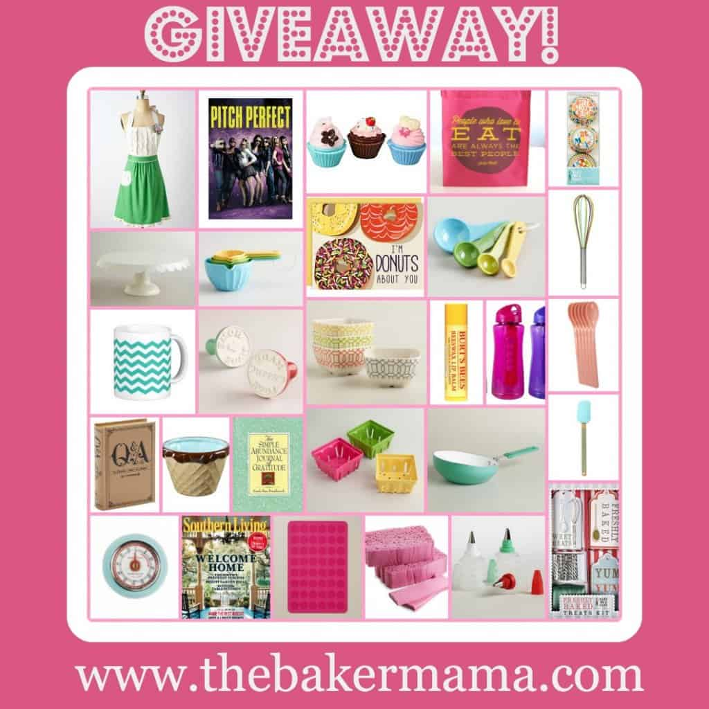 The BakerMama Giveaway