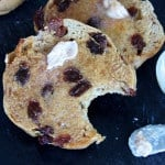 Cinnamon Raisin English Muffins