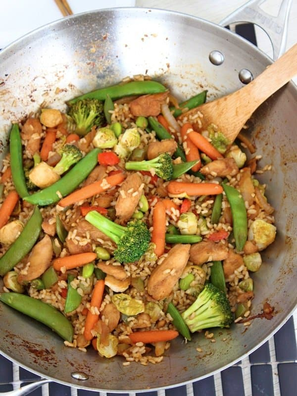 Sweet & Spicy Stir-Fry