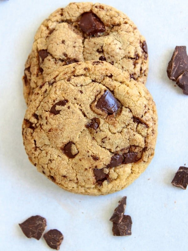 My Perfect Chocolate Chip Cookies