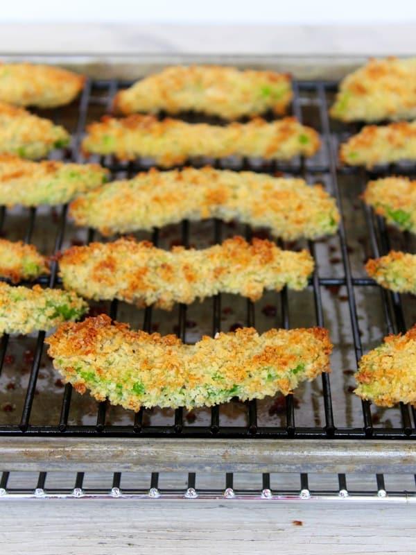 Baked Avocado Fries
