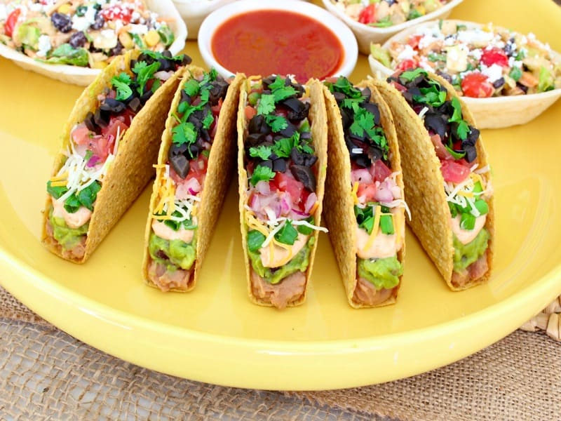 7-Layer Tacos