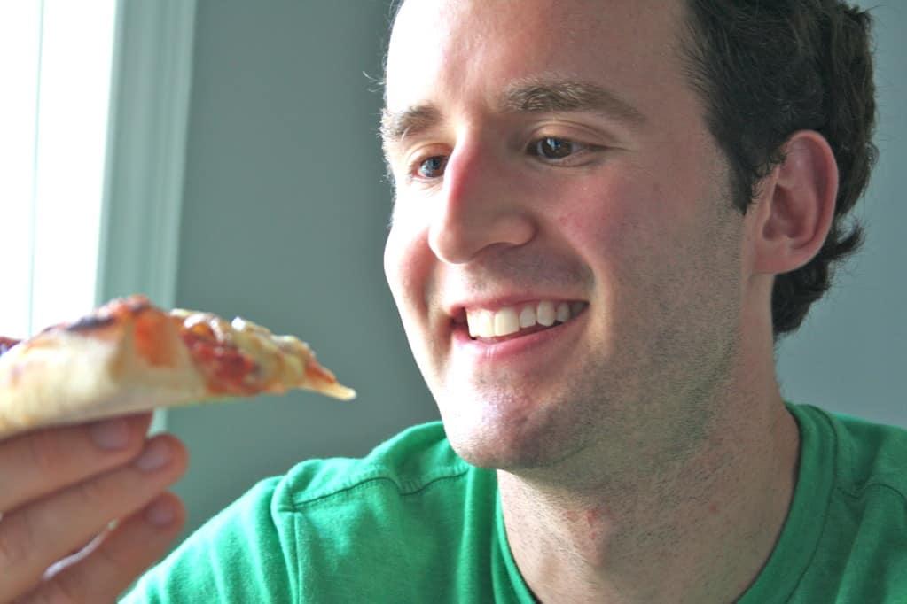 Brandon's Homemade Pizza