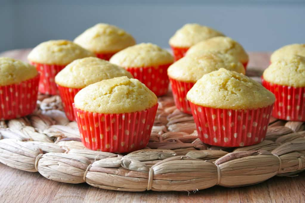 Honey Corn Muffins for a Crowd