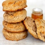 Honey Whole Wheat Biscuits