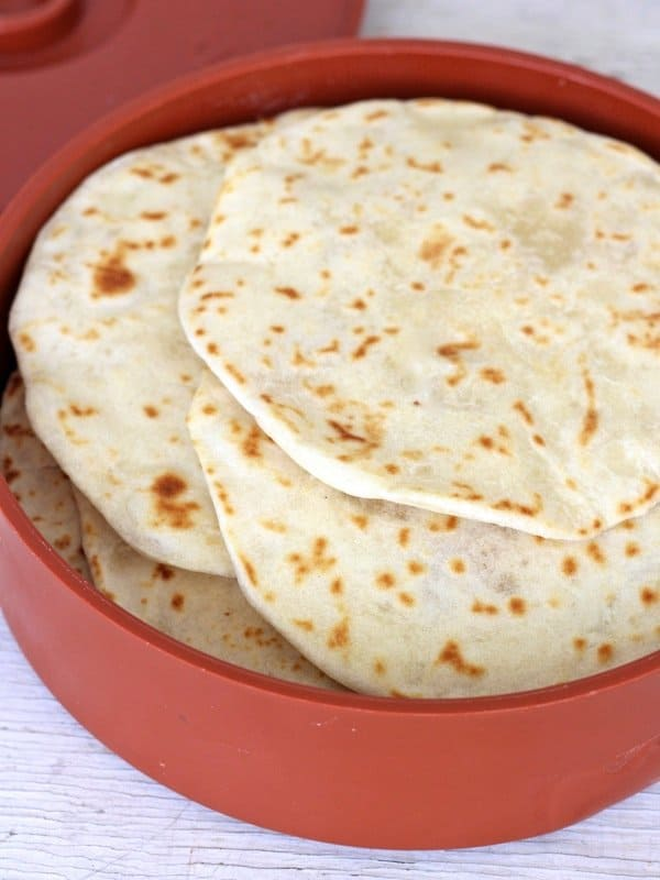 Flour Tortillas The Bakermama