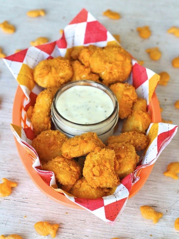 Goldfish Chicken Nuggets