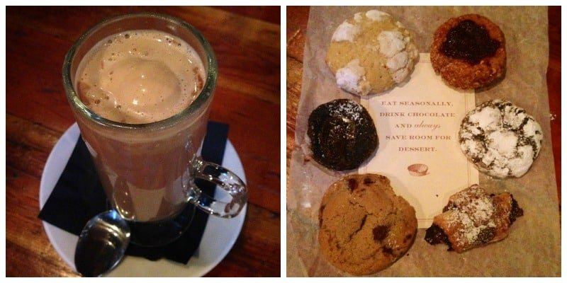 Our Taste of Chicago - Mindy's Hot Chocolate