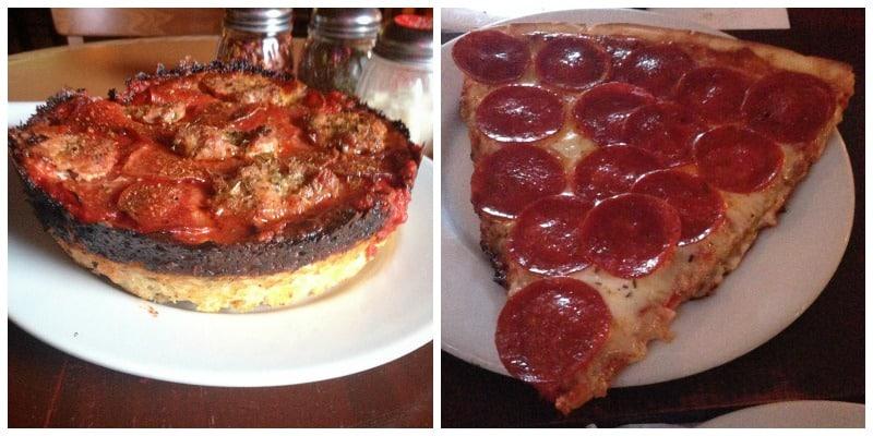 Our Taste of Chicago - Pequod's