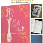 Custom Recipe Book Giveaway