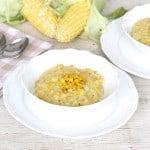 Sweet Corn Chowder