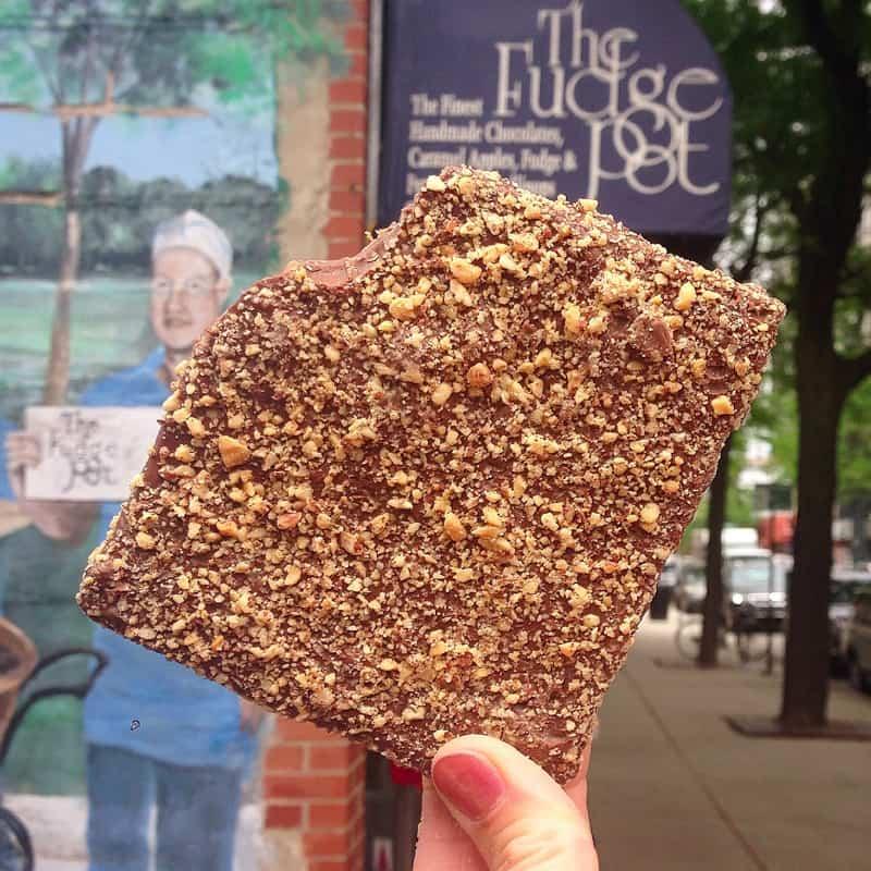 Our Taste of Chicago - The Fudge Pot