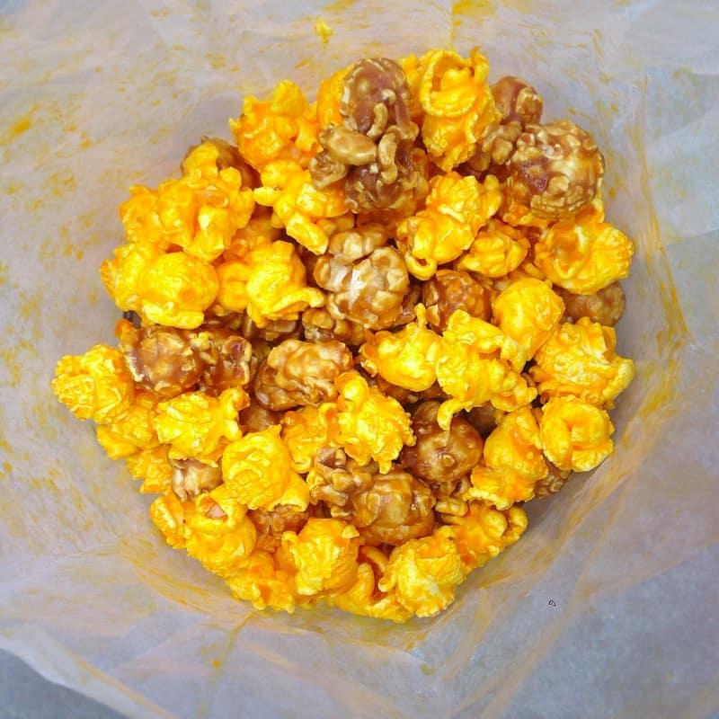Our Taste of Chicago - Garrett Popcorn
