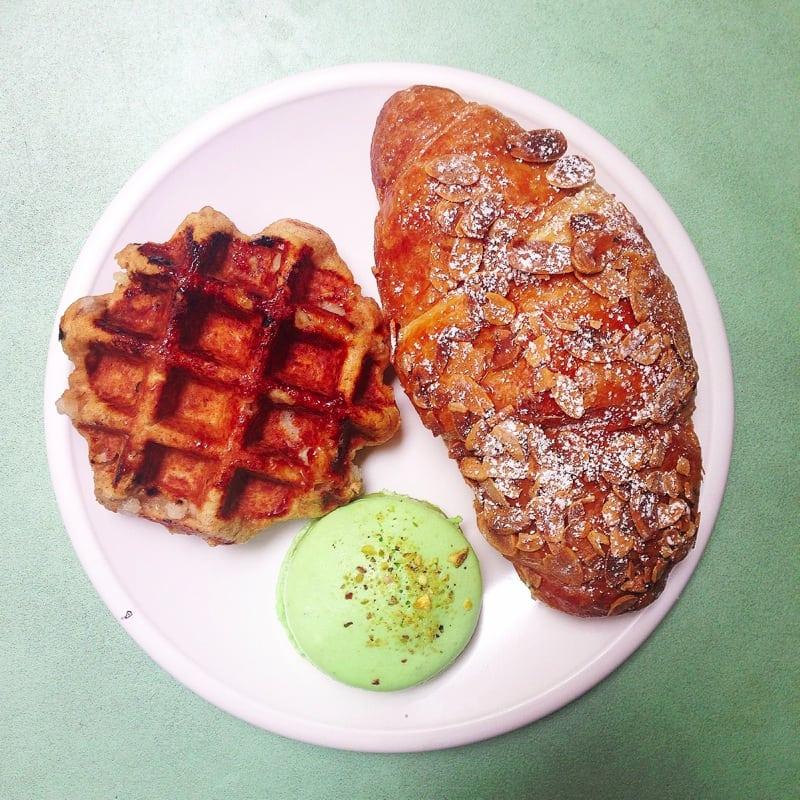 Our Taste of Chicago - Hendrixx Belgian Bakery