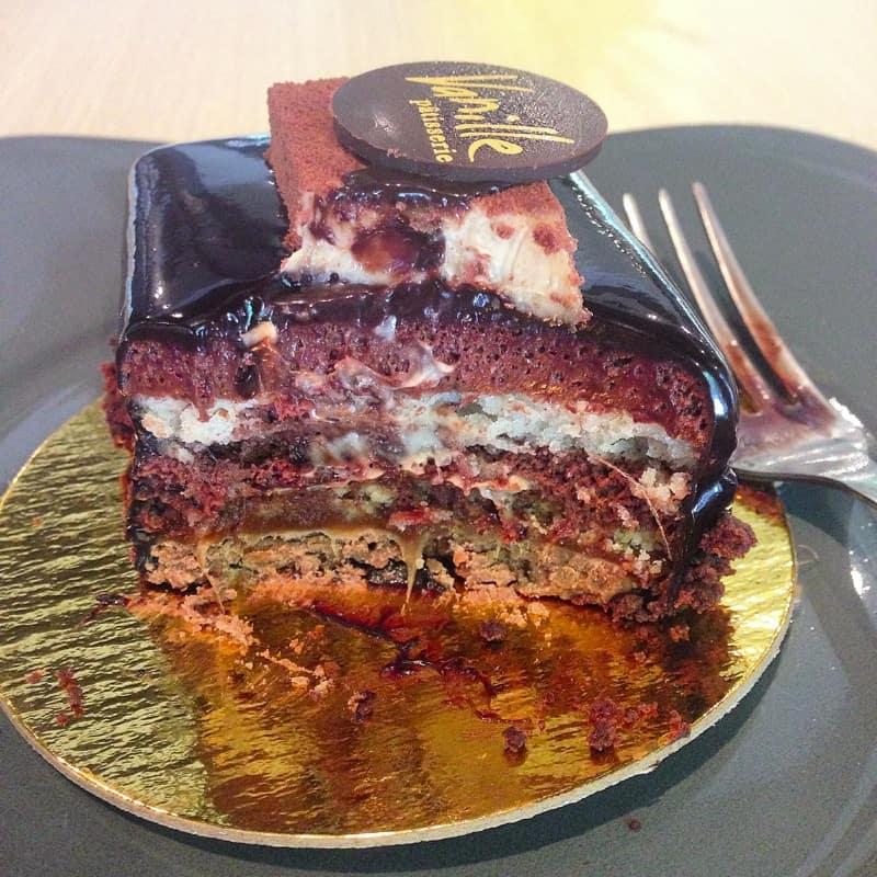 Our Taste of Chicago - Vanille Patisserie