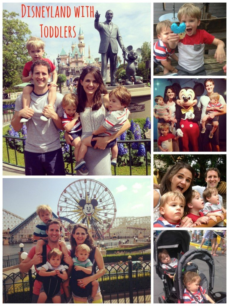 Disneyland with Toddlers