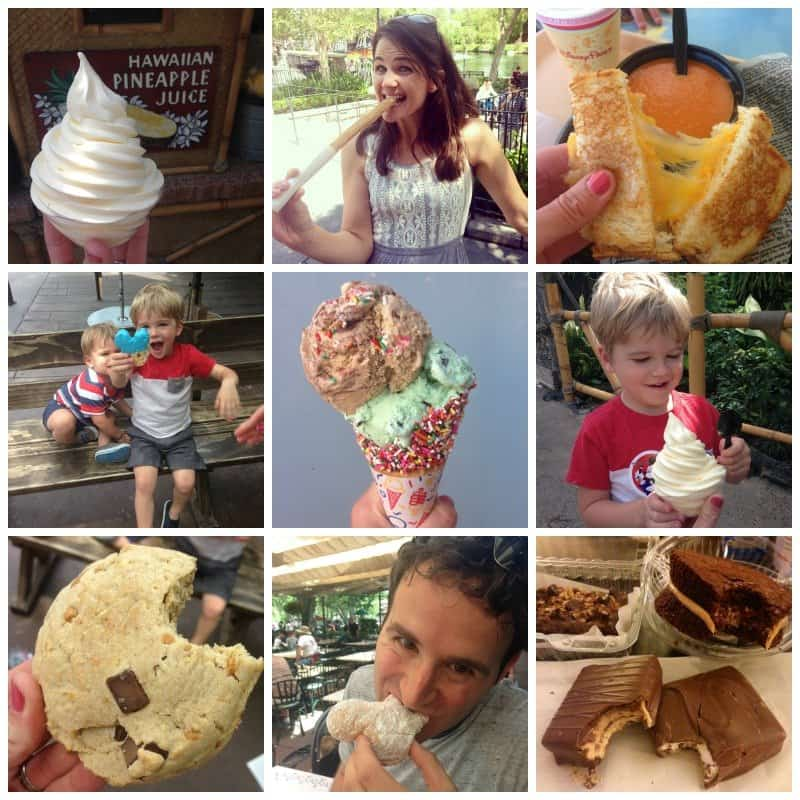 Disneyland Eats and Treats