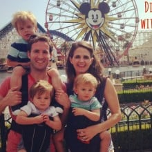 Disneyland and California Adventure with Toddlers