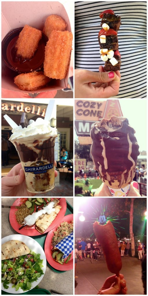 California Adventure Eats and Treats