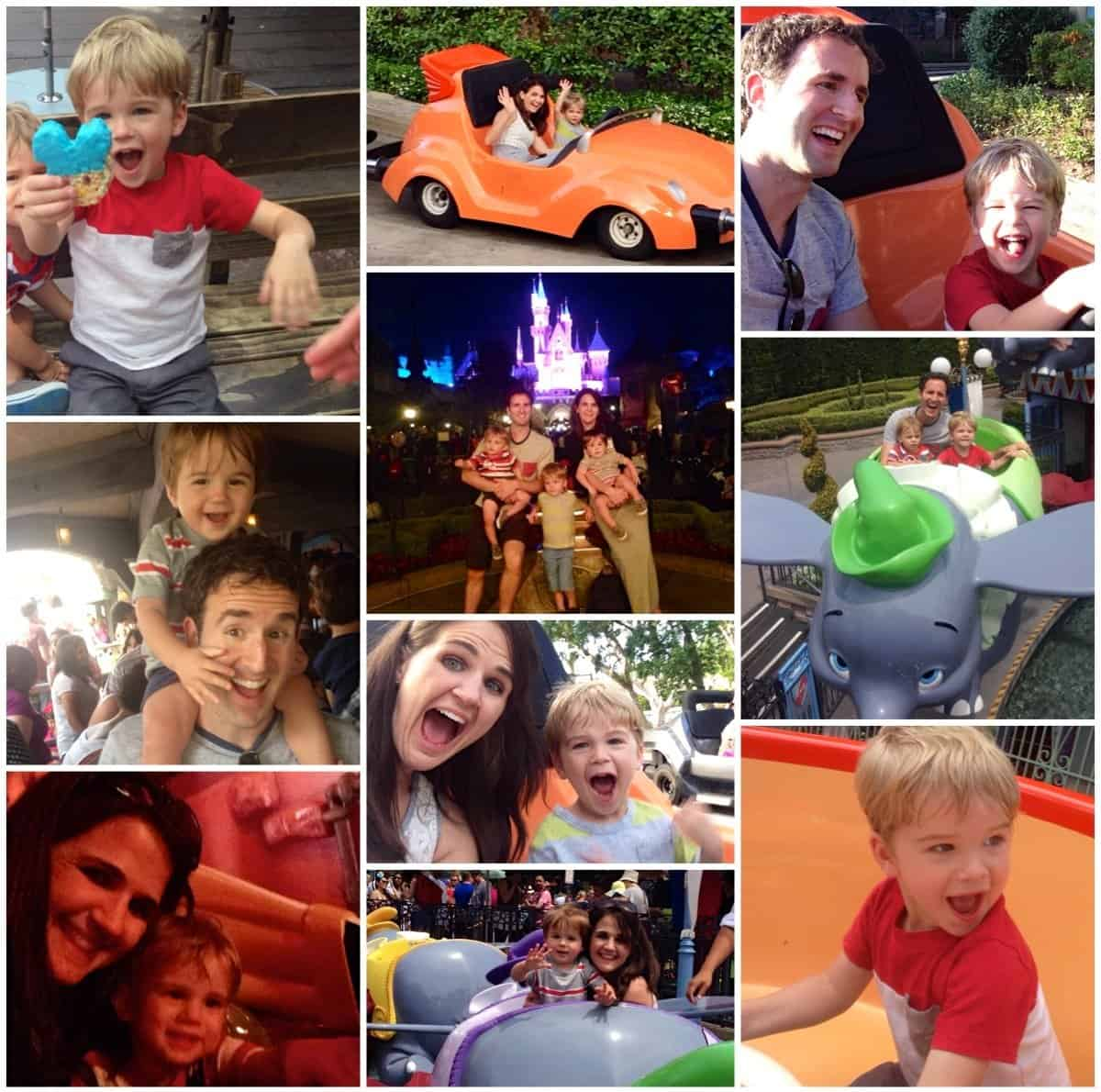 Disneyland and California Adventure with Toddlers | The