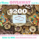 The BakerMama's 2nd Blogiversary GIVEAWAY!