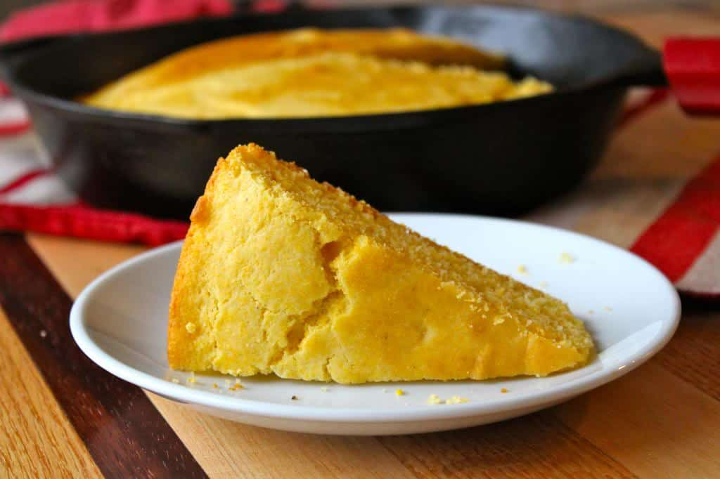 Sweet and Simple Cornbread
