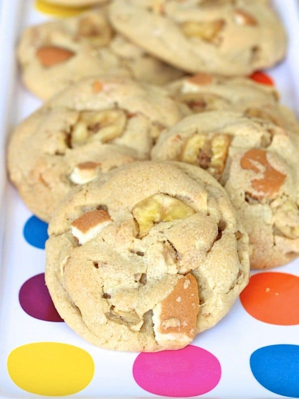 Banana Pudding Cookies Recipe — Dishmaps