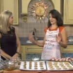 Cookie Baking Demo on Good Day Tulsa