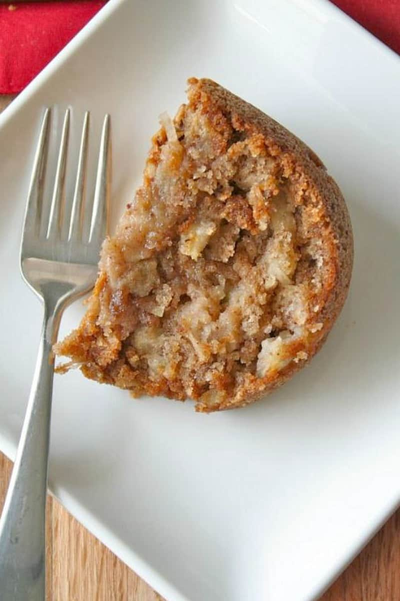 Fresh Apple Cake The Bakermama
