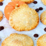 Pumpkin Chocolate Hand Pies