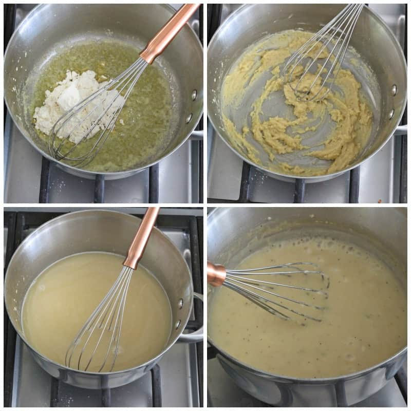Garlic Thyme Turkey Gravy