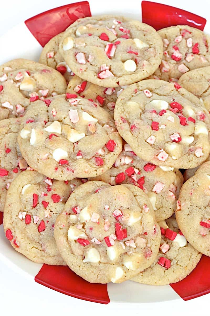 8th day of christmas chewy chocolate peppermint cookies recipe 8th day ...