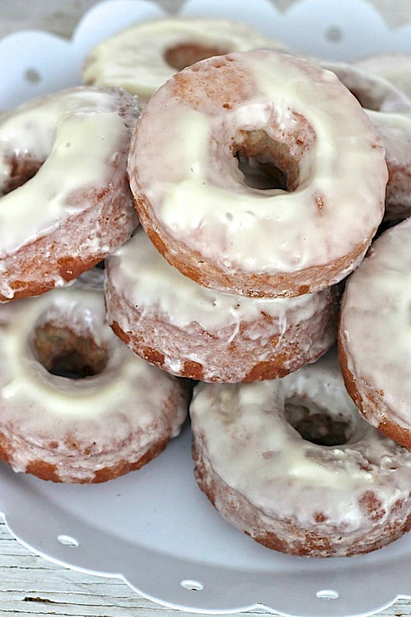 Old Fashioned Donut Best Recipe