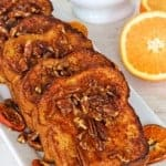 Orange Pecan French Toast