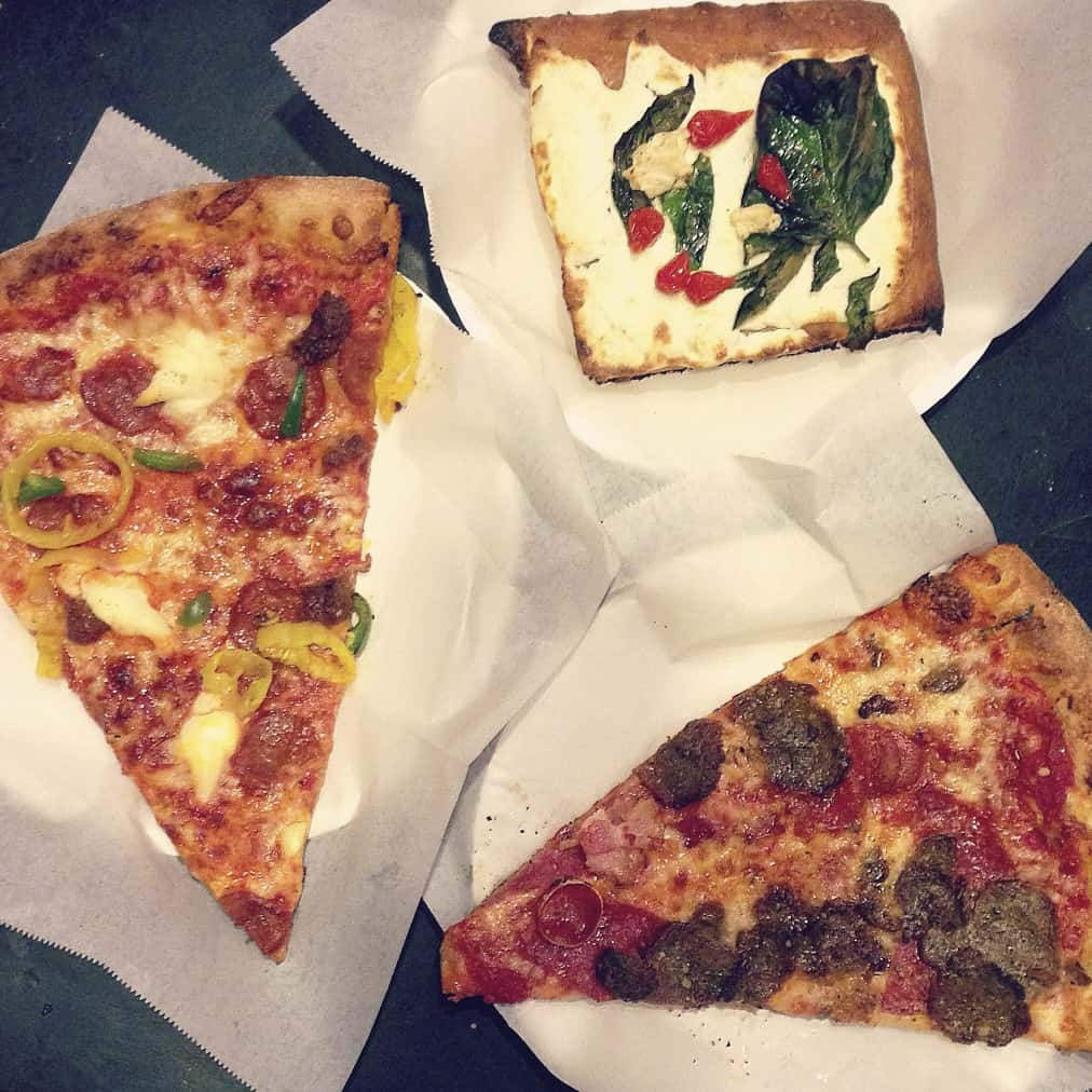Tony's Coal-Fired Pizza San Fran