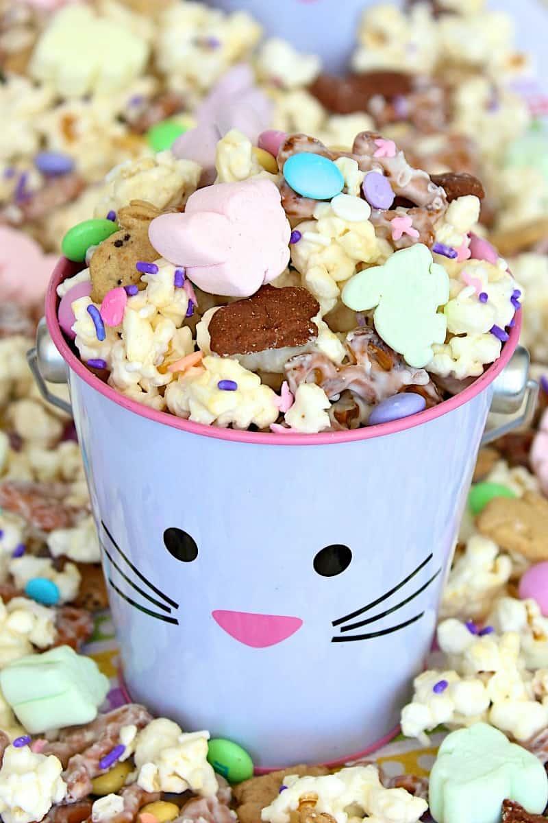 Yummy Bunny Snack Mix