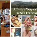 A Taste of Napa Valley & San Francisco