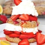 Double Strawberry Shortcakes
