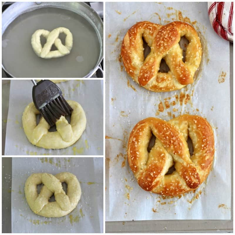 Soft Pretzels | The BakerMama