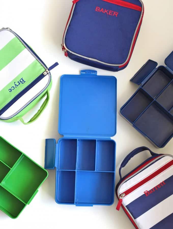 Mama Mondays: 6 Great School Lunchbox Ideas