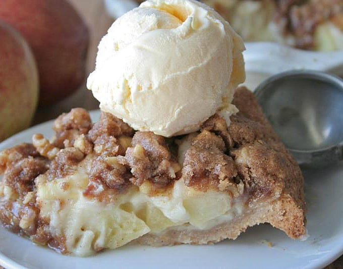 Mom's Special Apple Pie