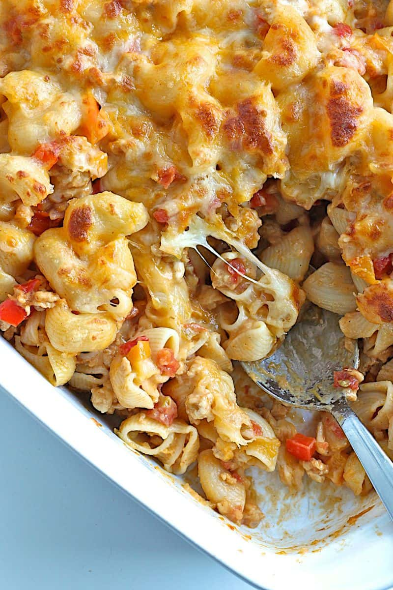 Mexi Mac and Cheese